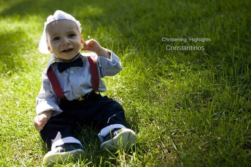 constantinos christening